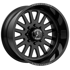 American Force Atom SS Black