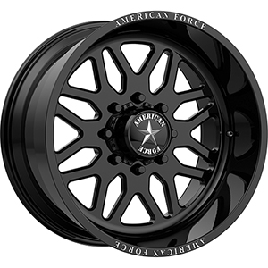 American Force Trax SS Black