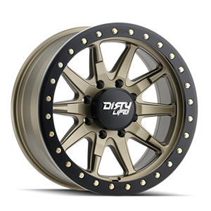 Dirty Life DT-2 9304 Satin Gold