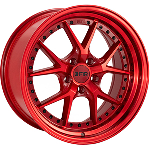 F1R F105 Candy Red