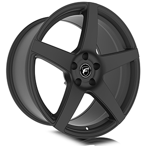 Forgestar CF5 Satin Black