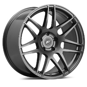Forgestar F14 F354 Satin Anthracite Semi Concave