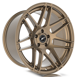 Forgestar F14 F55 Satin Bronze