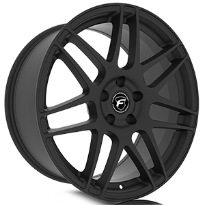 Forgestar F14 F72 Satin Black