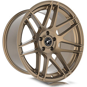 Forgestar F14 Satin Bronze