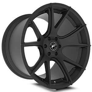 Forgestar F22 CF5V Satin Black