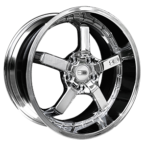 HD Wheels CD20 Chrome