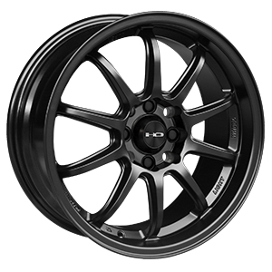 HD Wheels Clutch Satin Black