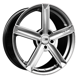 HD Wheels Pypz Hyper Silver
