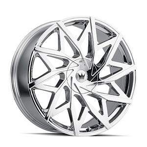 Mazzi Big Easy 372 Chrome