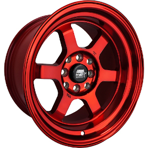 MST MT01 Time Attack Ruby Red
