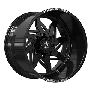 Rolling Big Power Forged Badlands Gloss Black