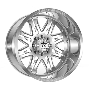 Rolling Big Power Forged Horizon Chrome