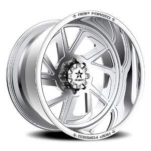 Rolling Big Power Forged Stinger Chrome