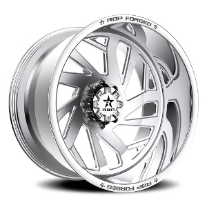 Rolling Big Power Forged Thunder Chrome