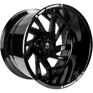 Rolling Big Power Forged Thunder Gloss Black