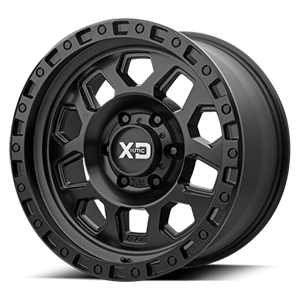 XD Series XD132 RG2 Black