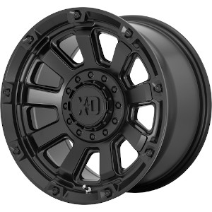 XD Series XD852 Gauntlet Satin Black