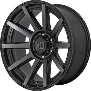 XD Series XD847 Outbreak Black W Gray