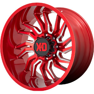 XD Series XD585 Tension Red Milled