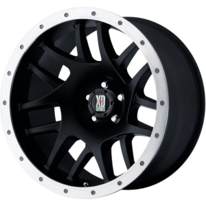 XD Series XD123 Bully Satin Black