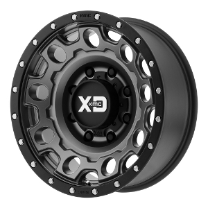 XD Series XD129 Holeshot Gray