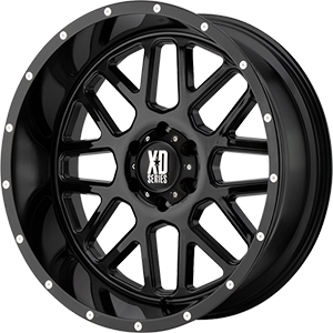 XD Series XD820 Grenade Gloss Black