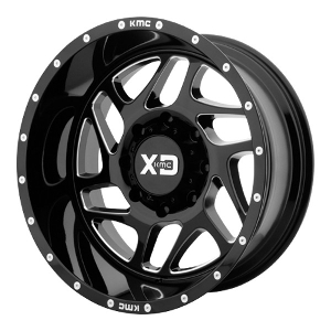 XD Series XD836 Fury Black
