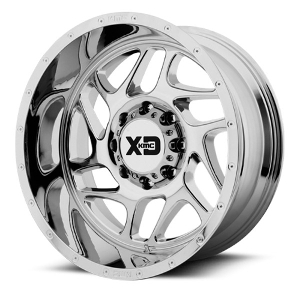 XD Series XD836 Fury Chrome
