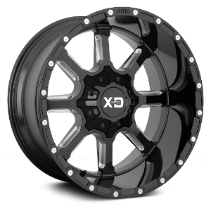 XD Series XD838 Mammoth Black