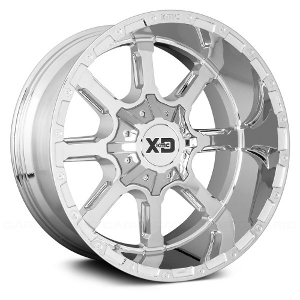 XD Series XD838 Mammoth Chrome