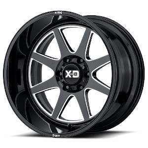 XD Series XD844 Pike Gloss Black Milled