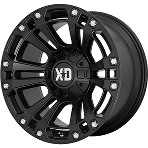 XD Series XD851 Satin Black