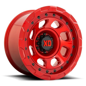 XD Series XD861 Storm Candy Red
