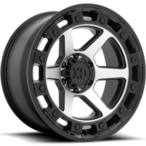 XD Series XD862 Raid Satin Black Machined