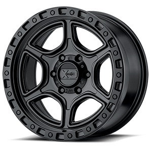 XD Series XD139 Satin Black