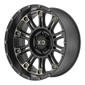 XD Series XD829 Hoss 2 Machined