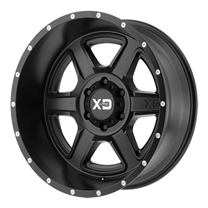 XD Series Fusion 832 Black