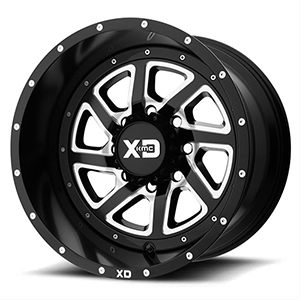 XD Series 833 Black