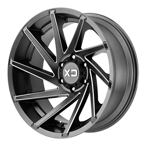 XD Series XD834 Cyclone Gray