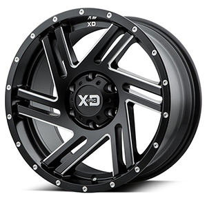 XD Series XD835 Swipe Black