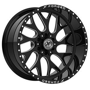 XF Forged XFX-301 Black Milled