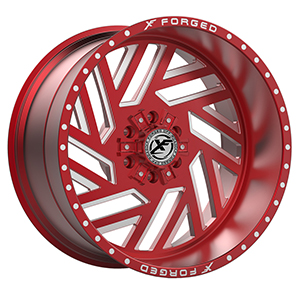 XF Forged XFX-304 Red Milled