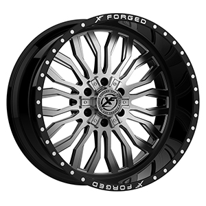 XF Forged XFX-305 Gloss Black Brushed