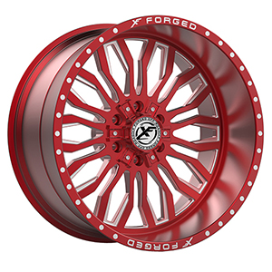 XF Forged XFX-305 Red Milled