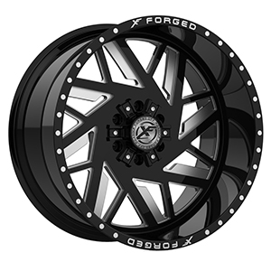 XF Forged XFX-306 Black Milled