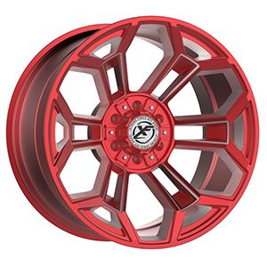 XF Forged XFX-308 Red Milled