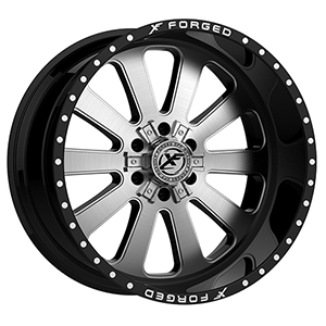 XF Forged XFX-302 Gloss Black Brushed
