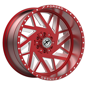XF Forged XFX-306 Red Milled