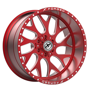 XF Forged XFX-301 Red Milled